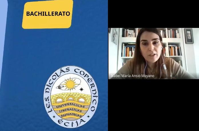 Información del Equipo Directivo para familias del futuro alumnado de Bachillerato (2021)