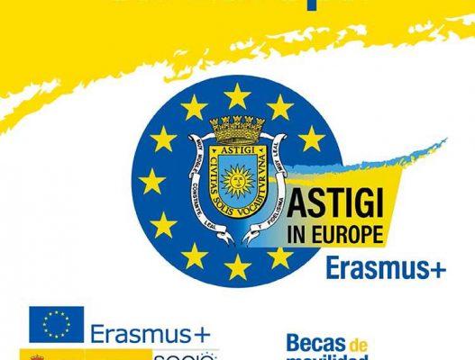 Tres alumnos y tres profesores del IES Nicolás Copérnico visitarán Italia como participantes en el proyecto «ASTIGI IN EUROPE»