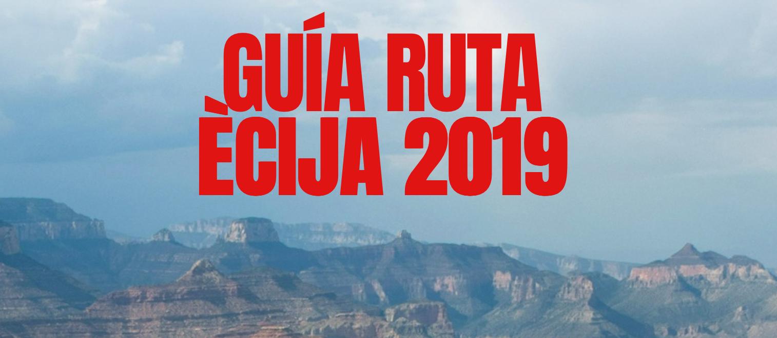 A tour around Écija 2019
